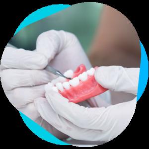 Posthetic (Prostheses) dentistry
