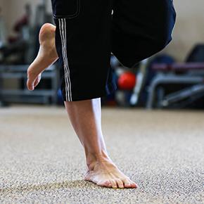 Walking and Balance Disorder Rehabilitation