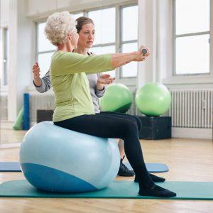 Geriatric Rehabilitation (Regabilitation in the Elderly)