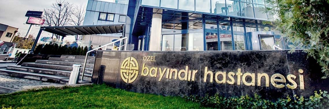 Söğütözü Bayındır International Hospital