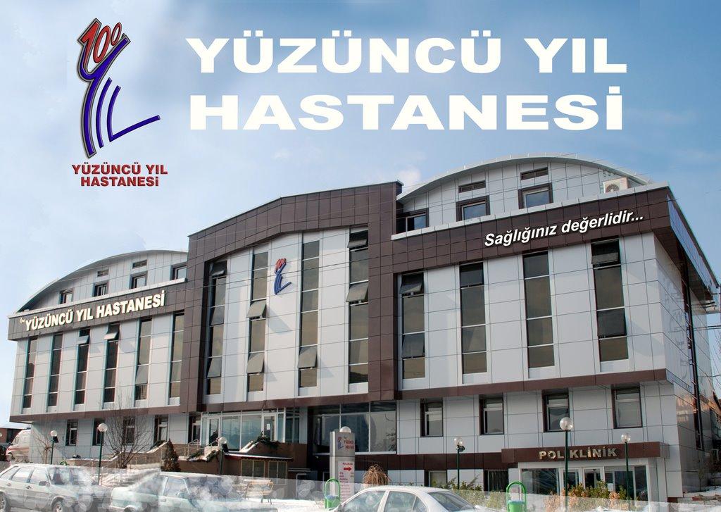 Yüzüncü Yıl Hastanesi