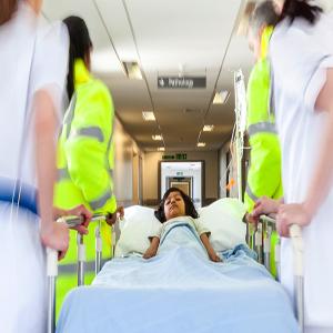 Emergency children clinic