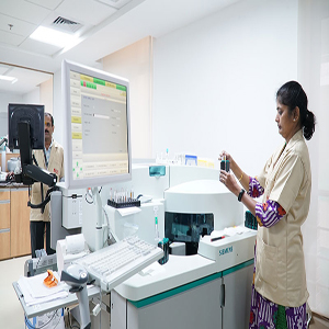 Central Biochemistry and Microbiology Laboratory