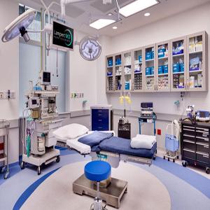 Coroner intensive care unit
