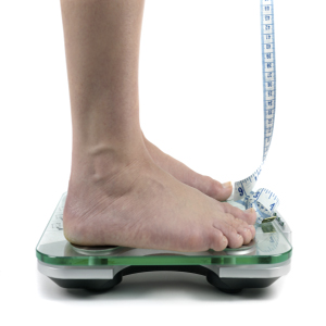 Diet and weighting