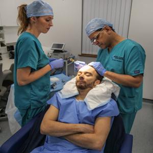 Hair transplantation and hair health