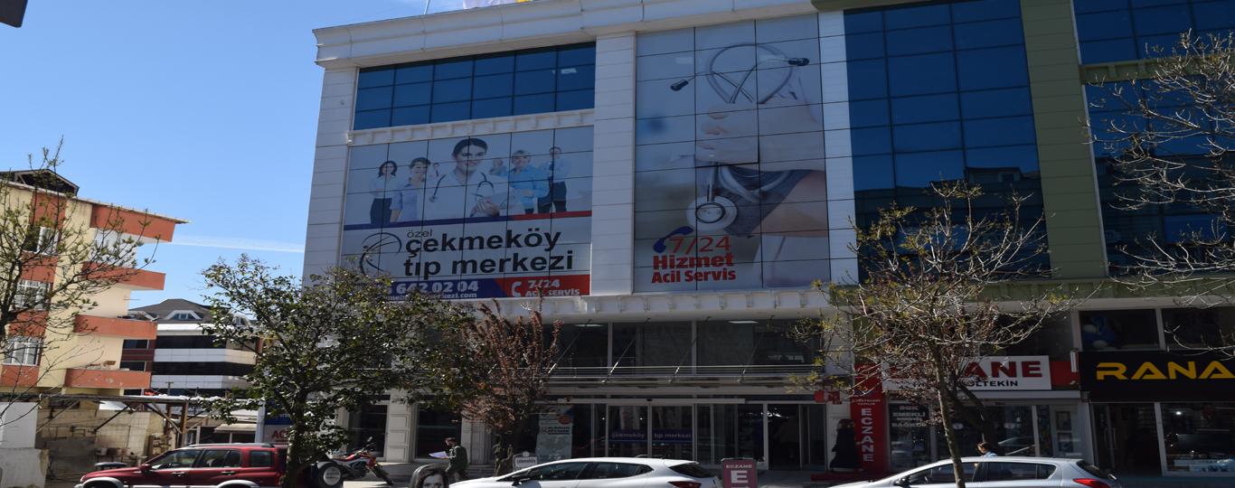 Cekmekoy medical center