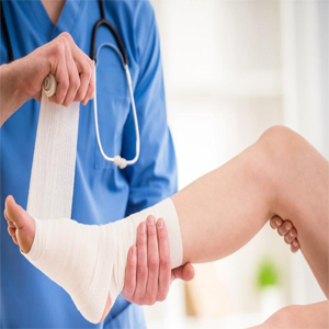 Wound treatment clinic