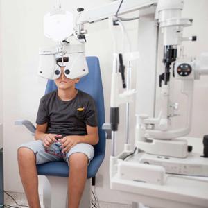Eye Examination in Children