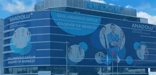 Anadolu Sağlık Ataşehir Tıp Merkezi