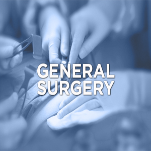 General surgery clinic