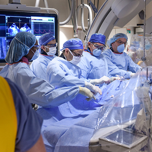 Interventional Cardiology Department