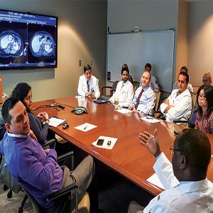 Multidisciplinary Tumor Board