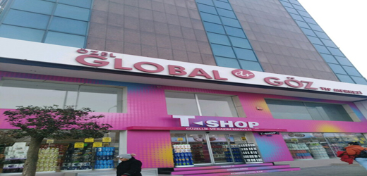 Global DR. Göz Tıp Merkezi