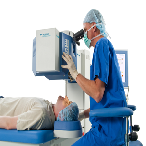 No touch laser (eye laser surgery)