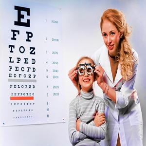 Baby and child eye diseases